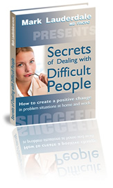 Click Here to Learn How to Deal with Difficult People Effectively...